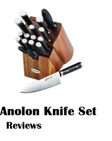 Anolon Knife Set Reviews 2020