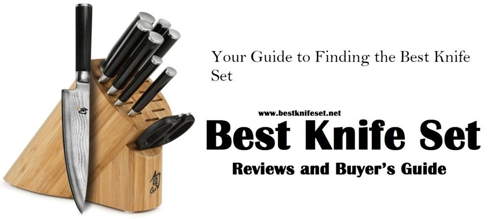 Best Knife Set Reviews