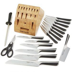 Calphalon Katana 18-Piece Knife Set
