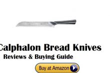Calphalon Bread Knives  | Reviews & Buying Guide