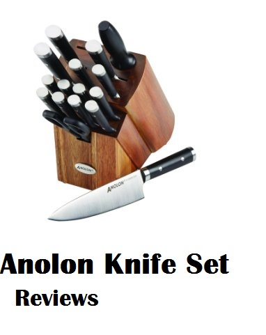 Anolon Knife Set Reviews