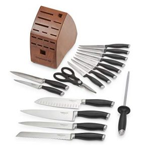 Calphalon Contemporary 17-Piece Knife Set
